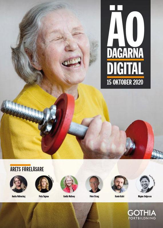 ÄO-dagarna, konferens 15 oktober 2020